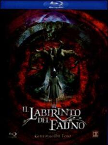 Il labirinto del fauno di Guillermo Del Toro - Blu-ray