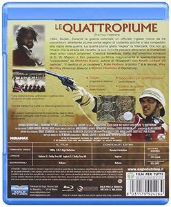 Le quattro piume di Shekar Kapur - Blu-ray - 2