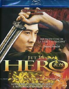 Hero di Zhang Yimou - Blu-ray