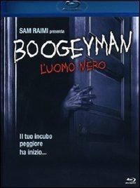 Cover Dvd Boogeyman. L'uomo nero