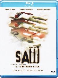 Cover Dvd Saw. L'enigmista