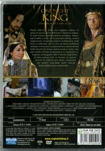 One Night with the King. Una notte con il re di Michael O. Sajbel - DVD - 2