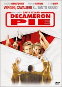 Decameron Pie di David Leland - DVD