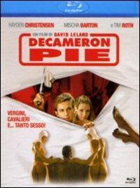 Cover Dvd Decameron Pie