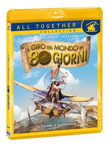 Il giro del mondo in 80 giorni di Frank Coraci - Blu-ray