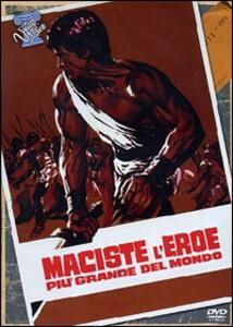 Maciste l'eroe più grande del mondo di Michele Lupo - DVD