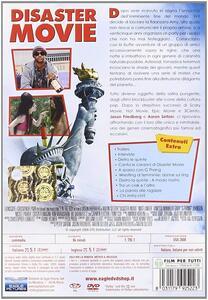 Disaster Movie di Jason Friedberg,Aaron Seltzer - DVD - 2