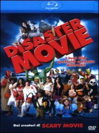 Cover Dvd Disaster Movie