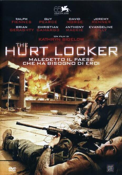 The Hurt Locker di Kathryn Bigelow - DVD