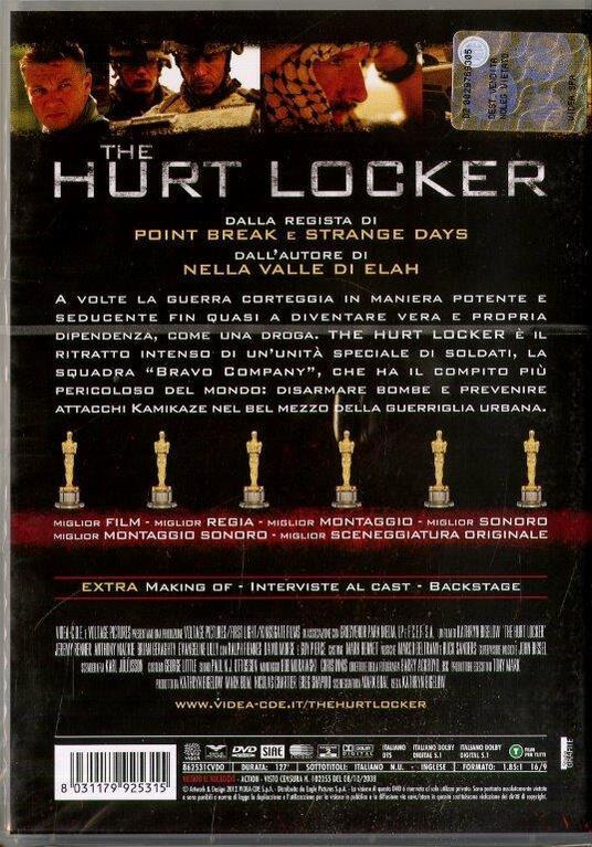 The Hurt Locker di Kathryn Bigelow - DVD - 4