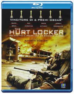 The Hurt Locker di Kathryn Bigelow - Blu-ray