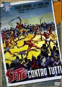 Sette contro tutti di Michele Lupo - DVD
