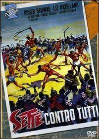 Cover Dvd Sette contro tutti