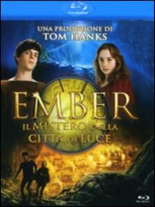 Ember. Il mistero della città di luce di Gil Kenan - Blu-ray