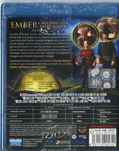 Ember. Il mistero della città di luce di Gil Kenan - Blu-ray - 2