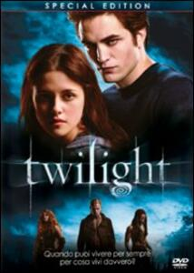 Twilight (2 DVD)<span>.</span> Special Edition di Catherine Hardwicke - DVD