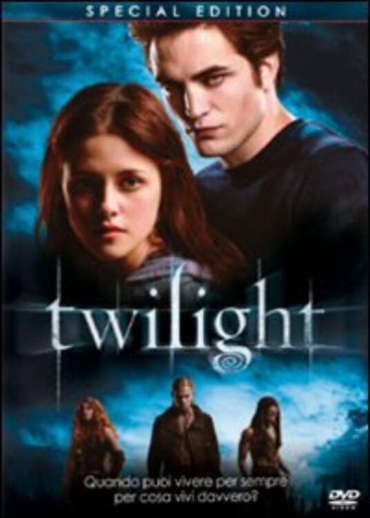 Twilight (2 DVD)<span>.</span> Special Edition di Catherine Hardwicke - DVD