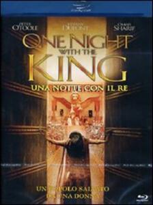 One Night with the King. Una notte con il re di Michael O. Sajbel - Blu-ray