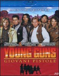 Cover Dvd Young Guns. Giovani pistole (Blu-ray)