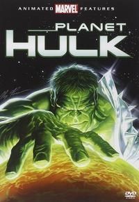 Cover Dvd Planet Hulk (DVD)