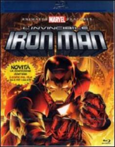 L' invincibile Iron Man di Patrick Archibald,Jay Oliva