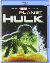 Cover Dvd Planet Hulk