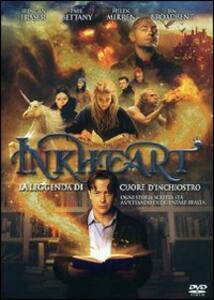 Inkheart. La leggenda di Cuore d'Inchiostro<span>.</span> Edizione con concorso di Iain Softley - DVD