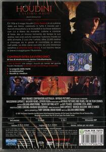 Houdini. L'ultimo mago di Gillian Armstrong - DVD - 2