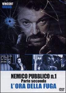 Nemico pubblico n. 1. L'ora della fuga di Jean-François Richet - DVD