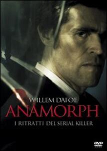 Anamorph. I ritratti del serial killer di H.S. Miller - DVD