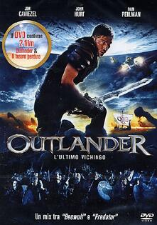 Outlander. L'ultimo vichingo - Il tesoro perduto di Jay Andrews,Jim Wynorski - DVD