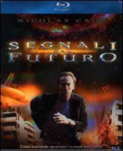 Segnali dal futuro (DVD + Blu-ray) di Alex Proyas