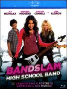 Bandslam. High School Band di Todd Graff - Blu-ray