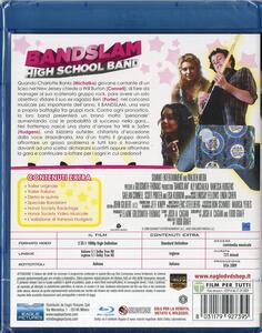 Bandslam. High School Band di Todd Graff - Blu-ray - 2