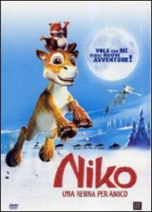 Niko. Una renna per amico di Michael Hegner,Kari Juusonen - DVD