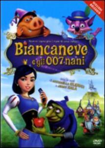 Biancaneve e gli 007 nani di Steven E. Gordon,Boyd Kirkland - DVD
