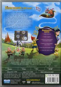 Biancaneve e gli 007 nani di Steven E. Gordon,Boyd Kirkland - DVD - 2