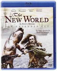 The New World. Il nuovo mondo di Terrence Malick - Blu-ray