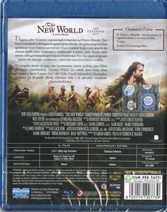 The New World. Il nuovo mondo di Terrence Malick - Blu-ray - 2