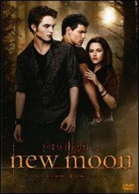 Cover Dvd New Moon. The Twilight Saga (1 DVD)