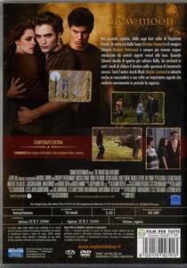 New Moon. The Twilight Saga (1 DVD) di Chris Weitz - DVD - 2