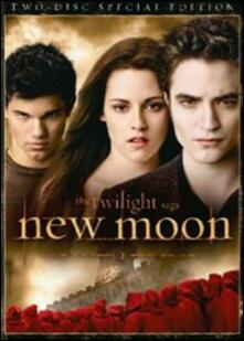 New Moon. The Twilight Saga (2 DVD)<span>.</span> Special Edition di Chris Weitz - DVD