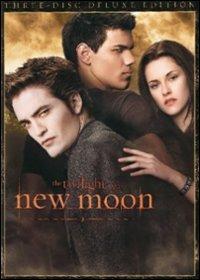 Cover Dvd New Moon. The Twilight Saga (3 DVD) Ed. limitata