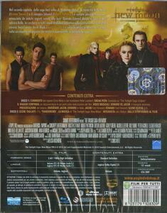New Moon. The Twilight Saga (2 Blu-ray)<span>.</span> Deluxe Limited Edition di Chris Weitz - Blu-ray - 2