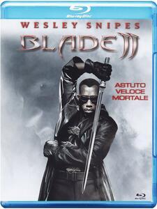 Blade 2 di Guillermo Del Toro - Blu-ray