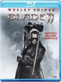 Cover Dvd Blade 2 (Blu-ray)