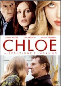 Chloe. Tra seduzione e inganno di Atom Egoyan - DVD