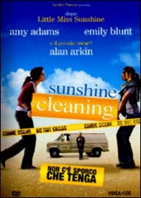 Cover Dvd Sunshine Cleaning. Non c'è sporco che tenga