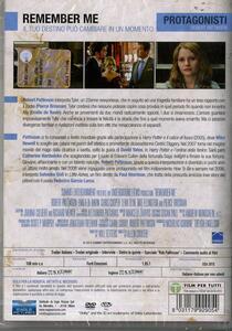 Remember Me di Allen Coulter - DVD - 2