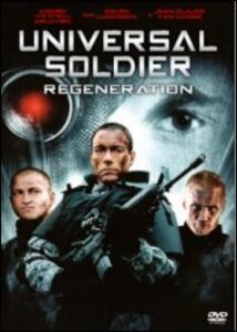 Universal Soldier: Regeneration di John Hyams - DVD